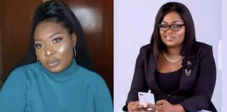Funke Akindele and Cassandra Owolabi