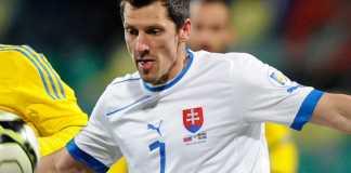 Ex-Slovakia Defender, Cisovsky