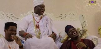 Ooni of Ife, Seyi Awolowo and Mr Marcaroni