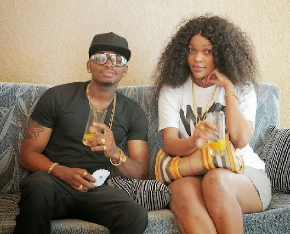 Diamond Platnumz Used To Beat Me But I Enjoyed It – Tanzanian Actress