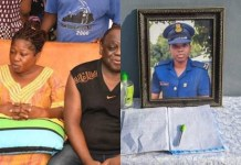 Family of Nigeria's first female combat helicopter pilot, Tolulope