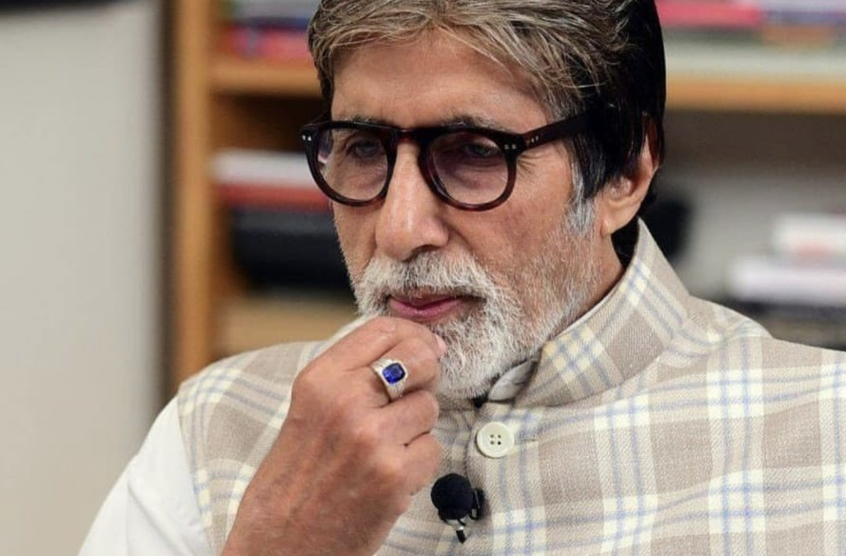Bollywood Star, Amitabh Bachchan Tests Positive For COVID-19