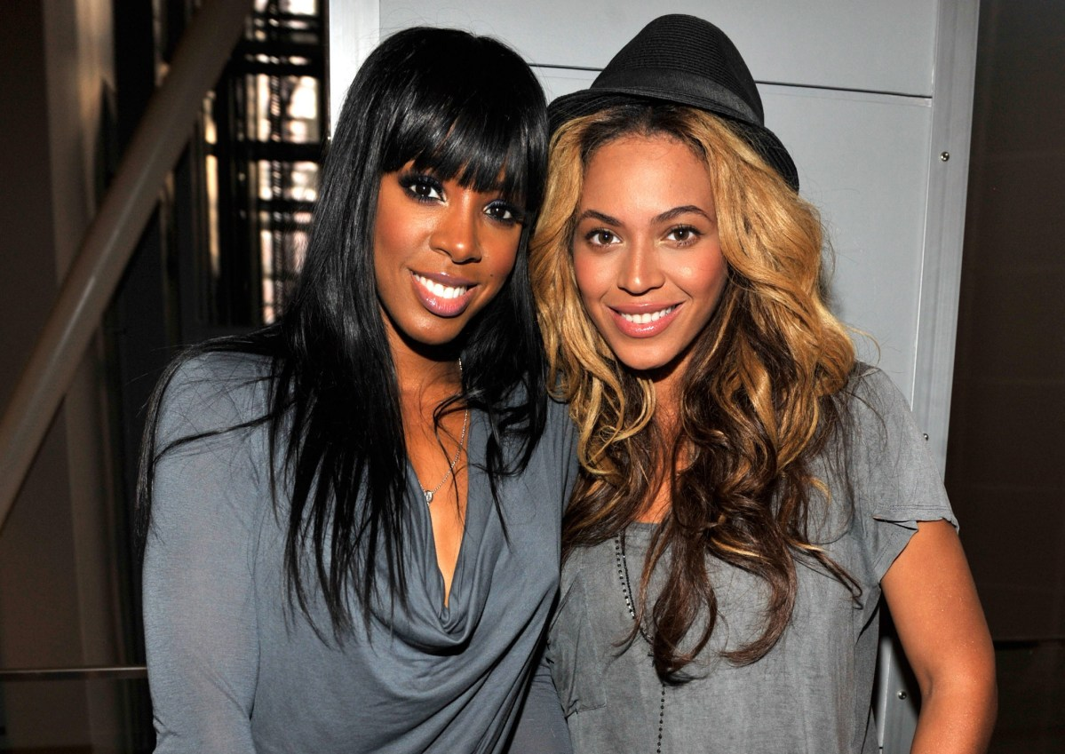 Being With Beyonc In Destinys Child Was Torture – Kelly Rowland