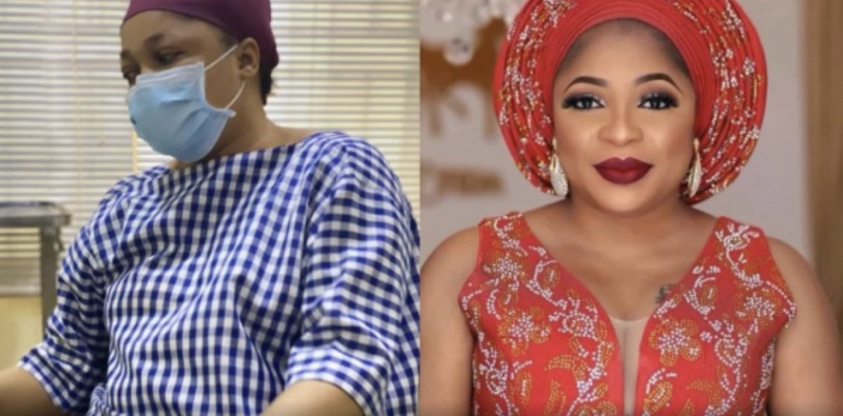 Kemi Afolabi Lays Curse On Bloggers Who Spread False News About Her
