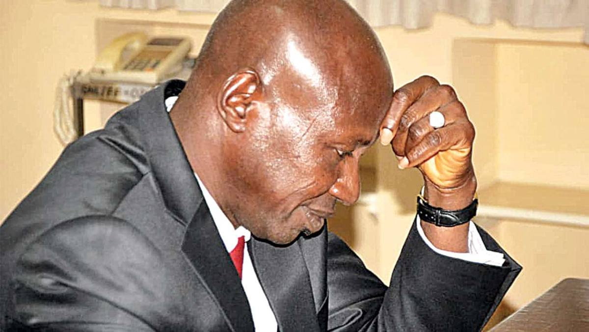 PDP Wants Magu To Clear Alleged Corruption, Violations