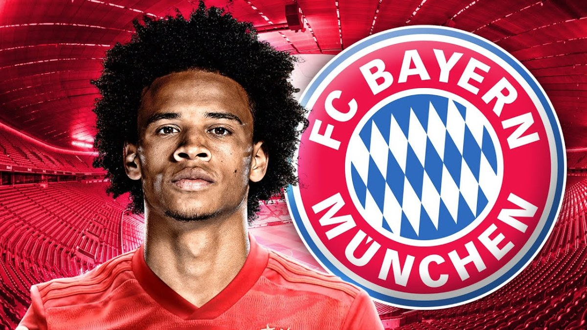 Bayern Munich Sign Leroy Sane From Man City