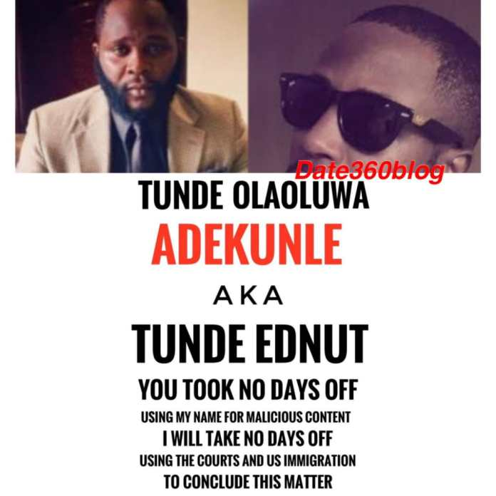 Tunde Ednut And Joro – Tunde ednut is nigerian comedian, singer turned social media influencer born on january 20.