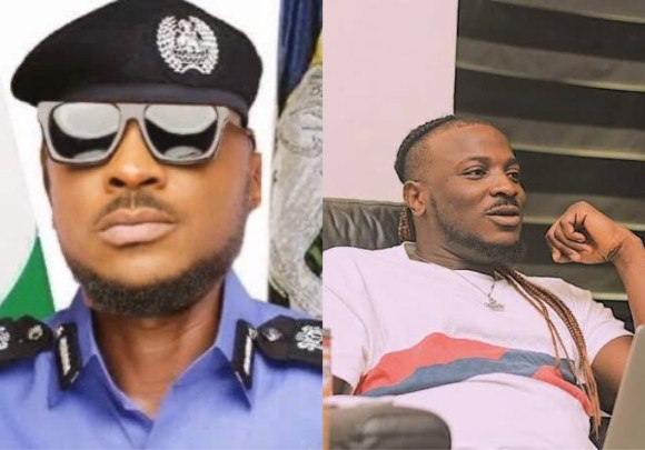 Nigerians Hail Peruzzi After He Allegedly Chased Away Thieves On Third Mainland Bridge