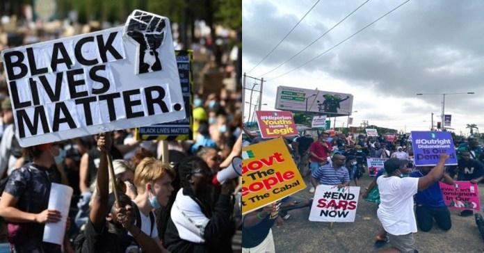 #EndSARS surpasses #BlackLivesMatter, packs nearly 30 million tweets in two days