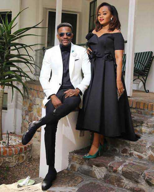 Ebuka Obi-Uchendu Gifts Wife A Hermès Bag And Cartier Bracelet On Her 30th  Birthday | BataTV Nigeria