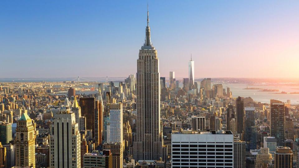 Empire State Building Tourist Attractions in New York City