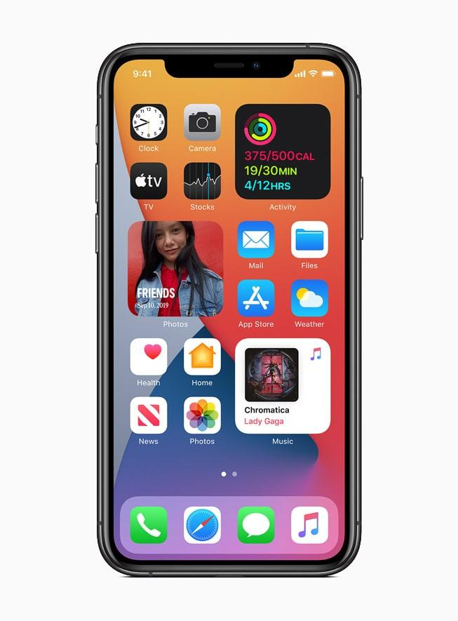 Apple Reimagines the Iphone Experience with iOS 14