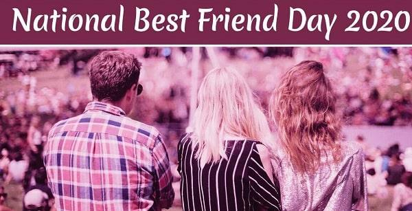 Tell Us about How, on National Best Friends Day, You Met Your BFF!