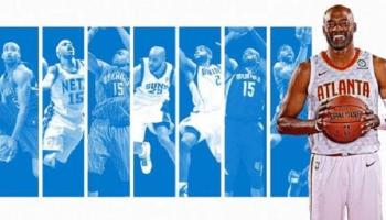 The Five Chapters Of The Legendary Career Of Vince Carter