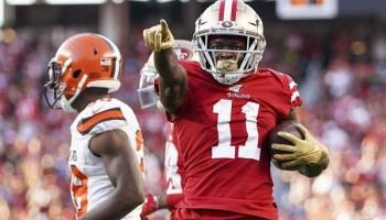 Marquise Goodwin has Opted out of 2020 Season Due to COVID Issues