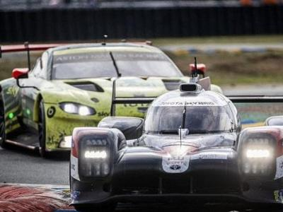 Toyota Gazoo Racing Won the 24 Hours of Le Mans
