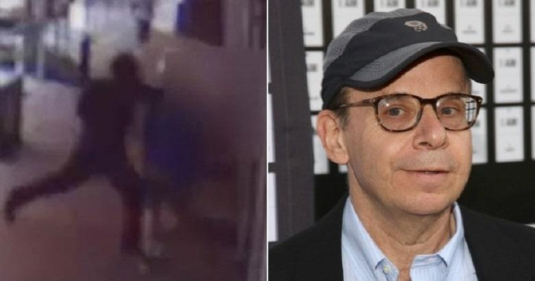 Man Arrested in Attack on Star Rick Moranis