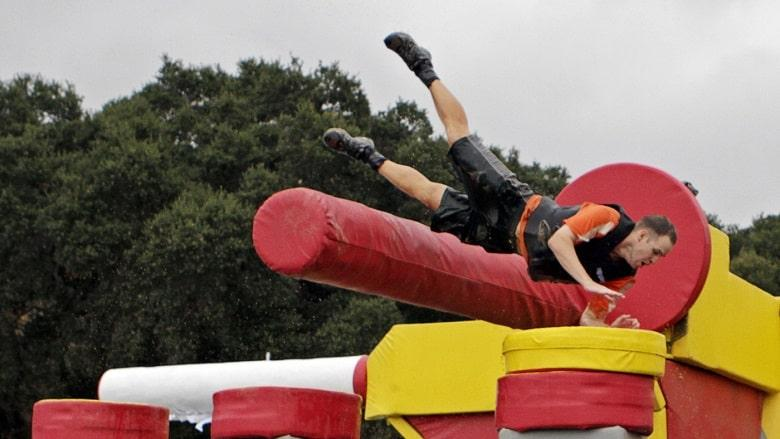 A Contestant on the TBS Wipeout Series Died