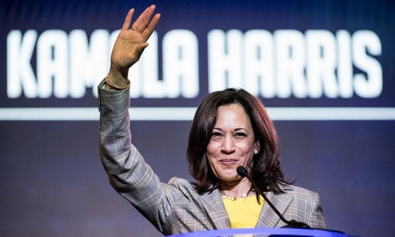 Kamala Harris Elected as the Next Vice President of United States