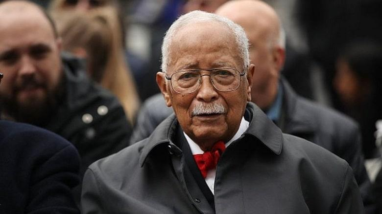 At the age of 93, David Dinkins Died