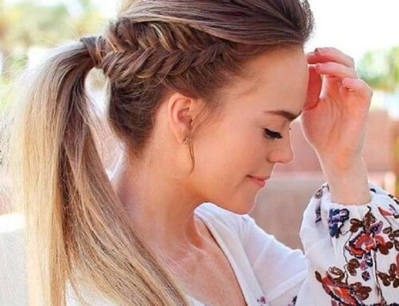 10 Cute Summer Hairstyles For Girls