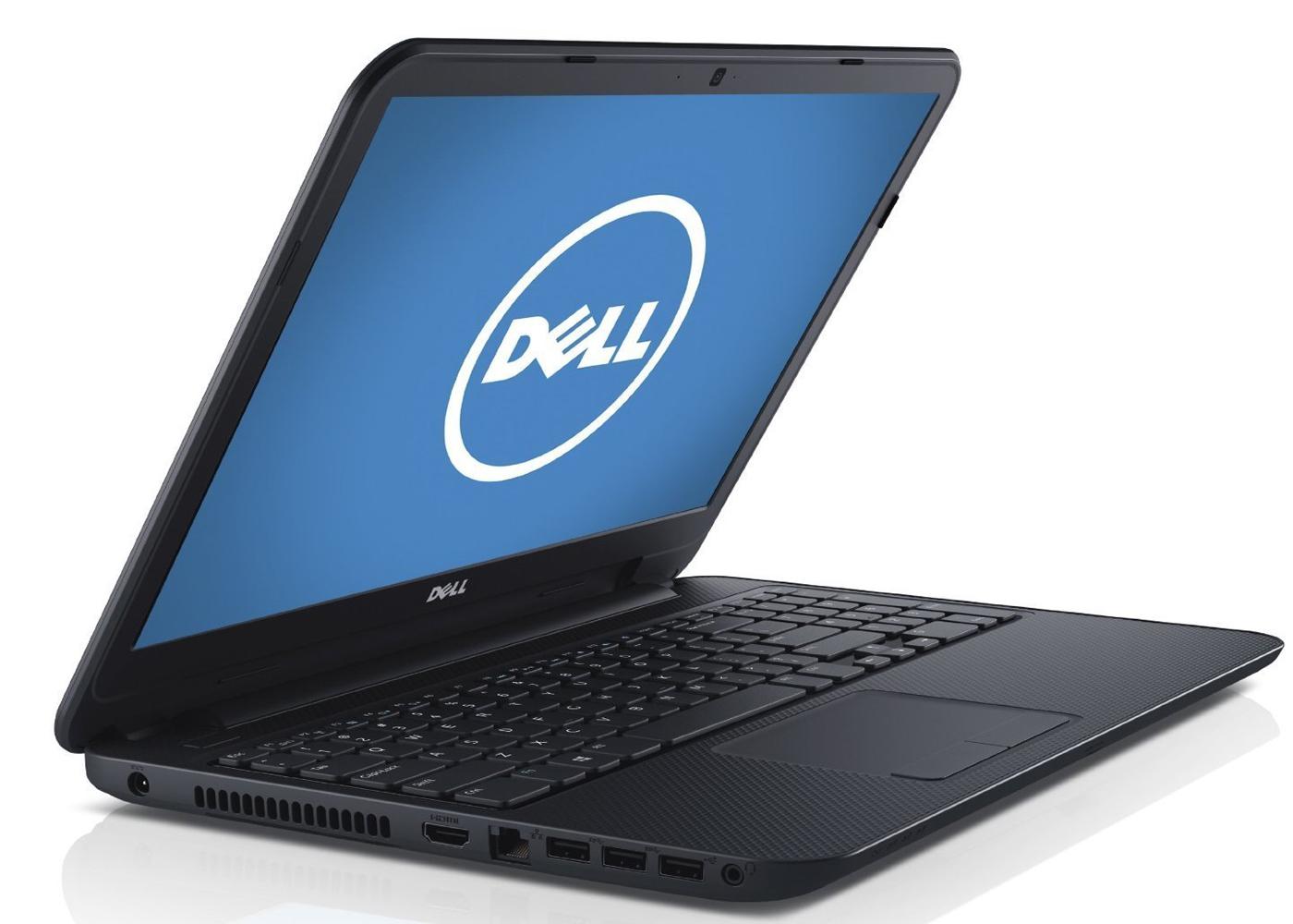 Dell Inspiron 15 3521 15.6-inch Laptop (Black)