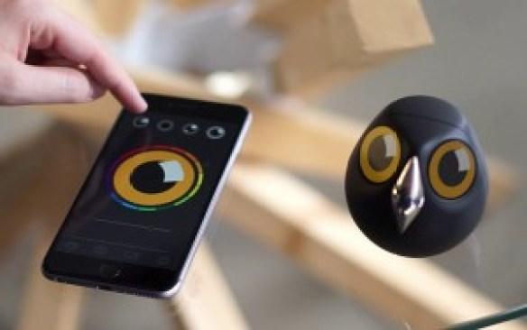 Ulo Security Camera Looks Like a Cute Owl