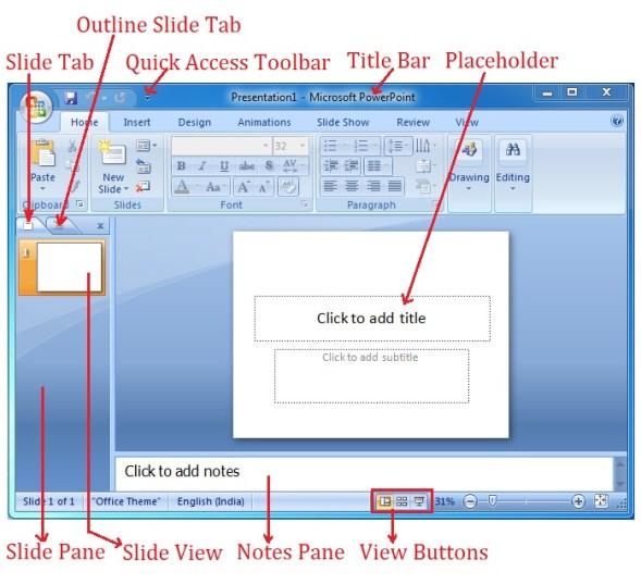 Microsoft Powerpoint 2