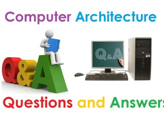 Computer overview questions and answers for all all banking exams, and competitive exams. Computer questions and answers for beginners, kids and school students.