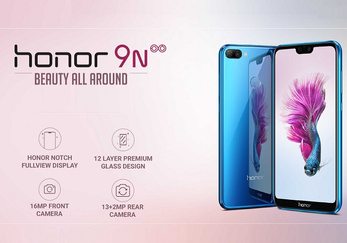 Honor 9N Intrigue 1h9l V7x2 Mobile Features