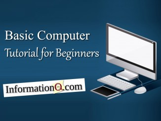 Basic Computer Tutorial for Beginners