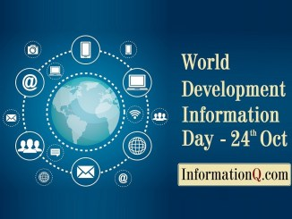 World Development Information Day – 24th October