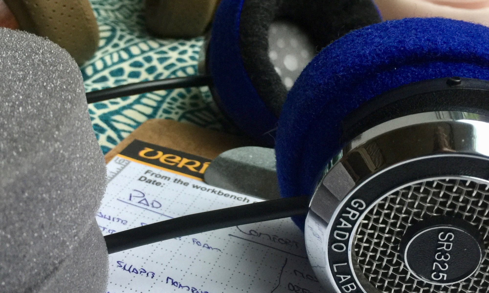 Beautiful Audio Headband Cover and Ear Pads for Grado Review