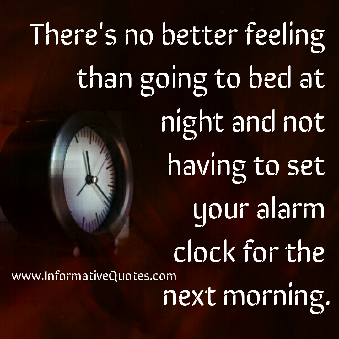 I Need Set Alarm