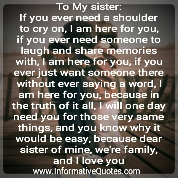 Love My Sister Quotes Beauteous Love My Lil Sister Quotes