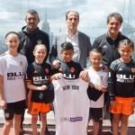 El Valencia inaugura su Academia de fútbol en Nueva York