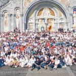 Más de mil valencianos parten este miércoles a Lourdes en un tren especial, 11 autobuses y un avión