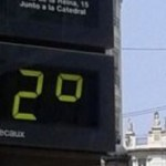 Sanidad activa la alerta por temperaturas extremas de 41 grados en Valencia para este martes
