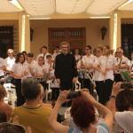Con el apoyo mayoritario de vecinos y empresas se presenta la Unió Musical El Saler