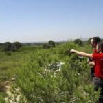 Paterna instala un nuevo hidrante anti incendios en La Vallesa