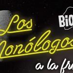 La terraza de Bioparc Café continúa en julio con sus monólogos 'A la fresca'