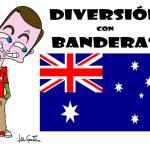 DIVERSIÓN CON BANDERAS: AUSTRALIA