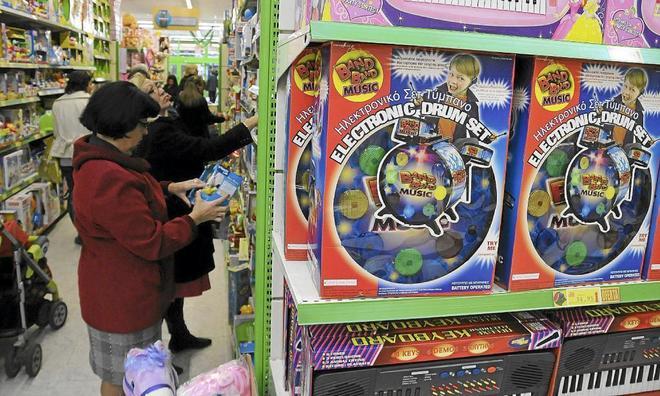 ES NOTICIA…El sector del juguete facturará más de 900 millones de euros en la campaña de Navidad