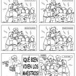 """FINAL DE CURSO: """"PERO QUÉ BIEN VIVEN LOS MAESTROS"""""""