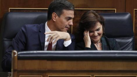 Sanchez y Calvo en el Congreso/archivo int