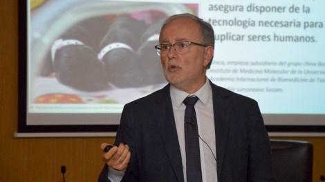 Profesor Tudela, Observatorio UCV