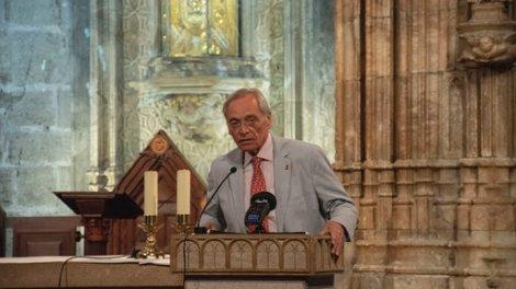 Enrique Senent Sales, presidente Asociación Cultural El Camino del Santo Grial/informaValencia.com