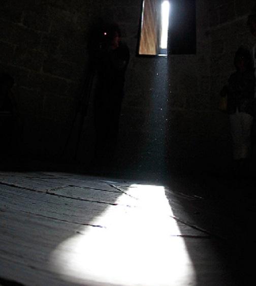 Alineamiento de los rayos del sol en el Miguelete-informaValencia