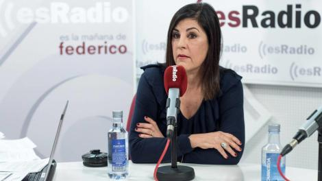 Gloria Lago, presidenta de Hablamos Español./Img. LD