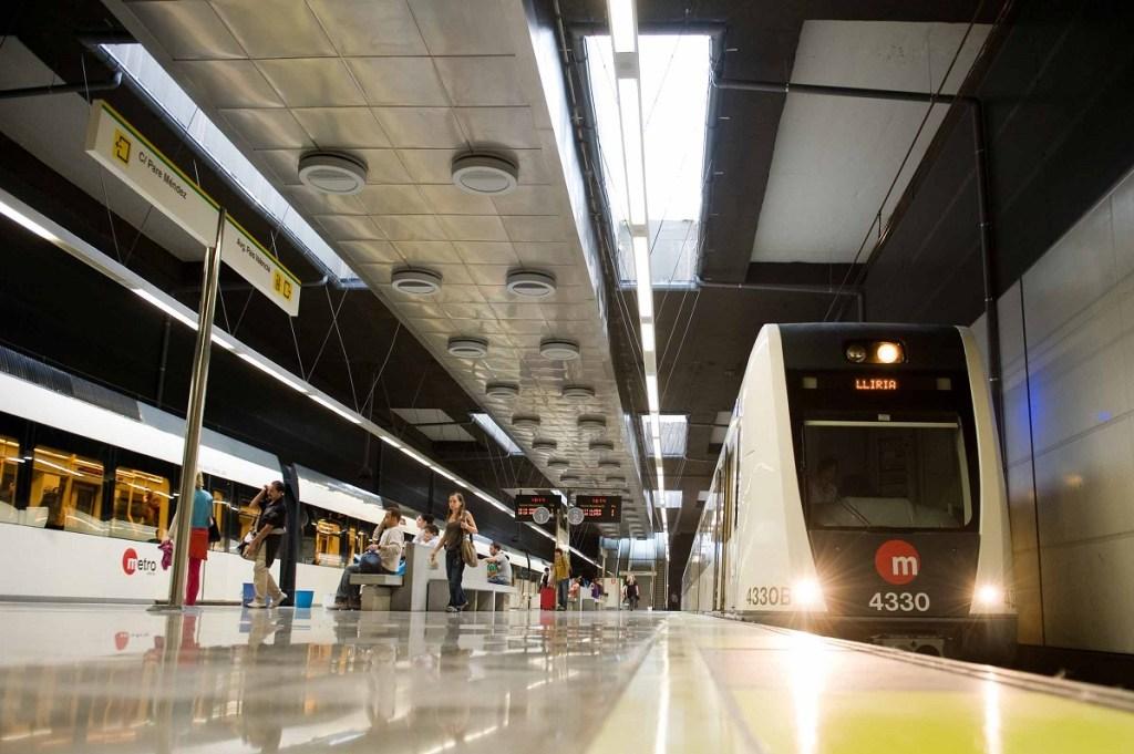 Metrovalencia ofrece servicio especial para la noche de Reyes/Img. informaValencia.com